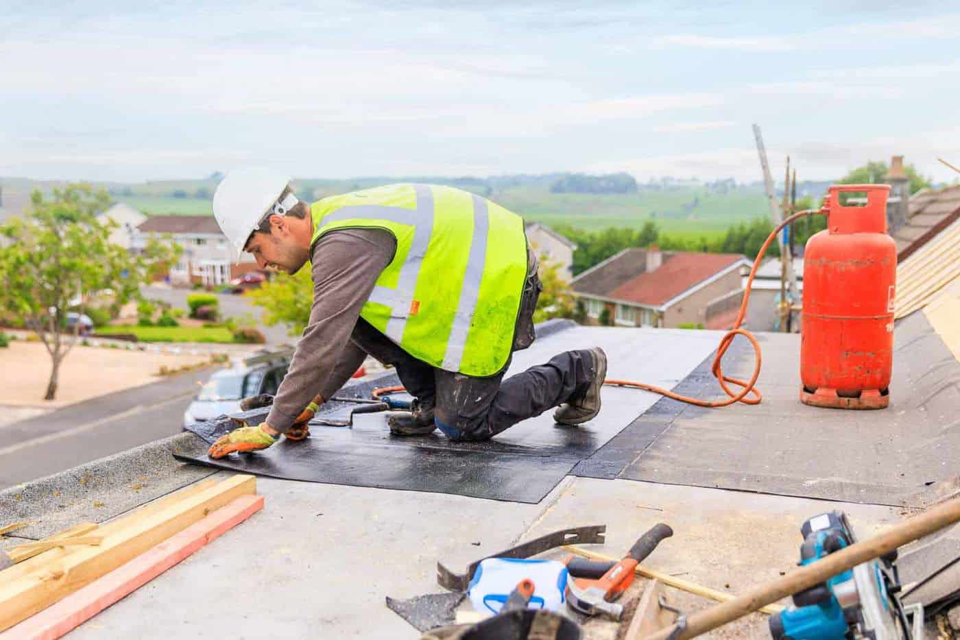 Taylor Roofs - Flat Roofing Specialists - West Lothian, Edinburgh & Glasgow