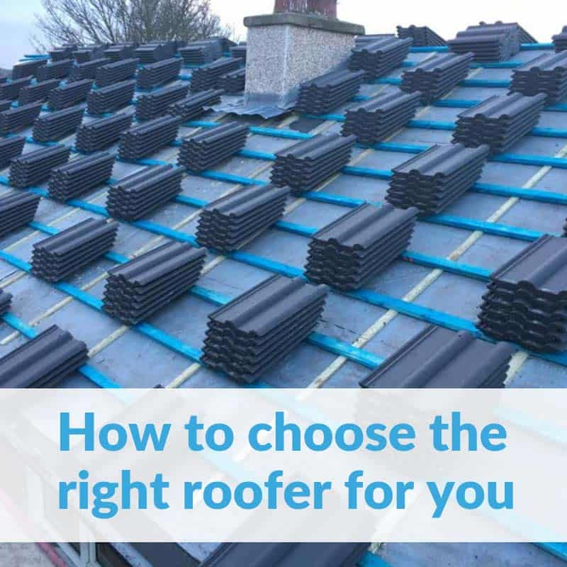 How to choose the right roofer | Taylor Roofs