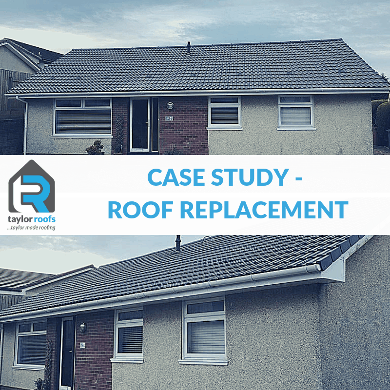 Roof Replacement - Case Study - March 2019